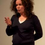 Carolin Schmitz diskutiert im Andreasstadel über ihren Film