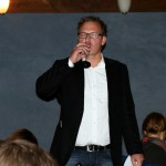 Festivalleiter Sascha Keilholz
