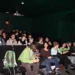 auch der letzte Film des Abends konnte noch eine Vielzahl an Besuchern begeistern