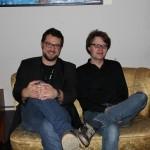 Im Vorfeld zur Kinolougne mit Felix Frieler und Daniel Kothenschulte