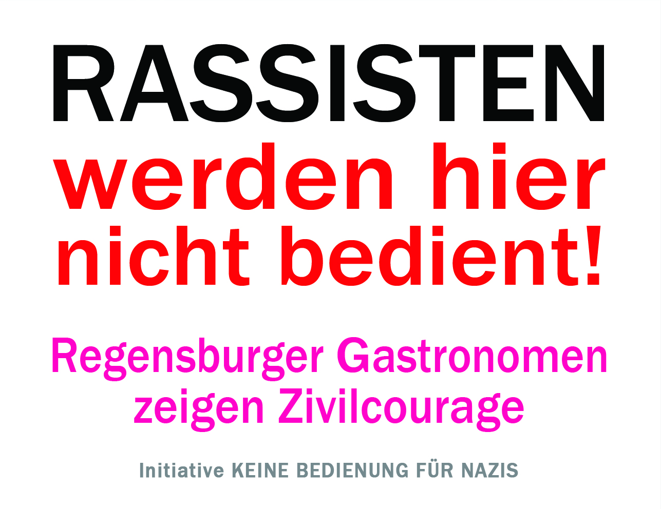 Anti Rassisten Sticker_04